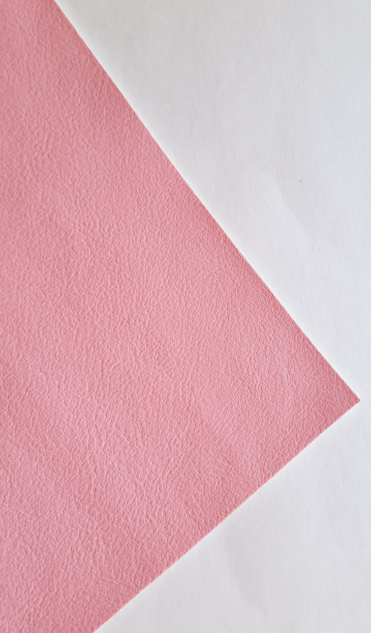 light pink semi leather texture