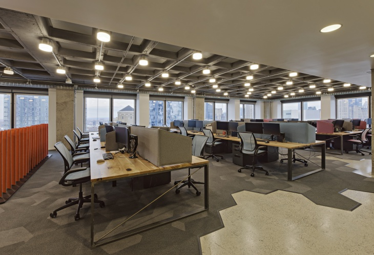 varonis lighting office design