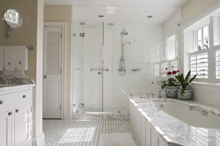21 Cottage Bathroom Designs Decorating Ideas Design