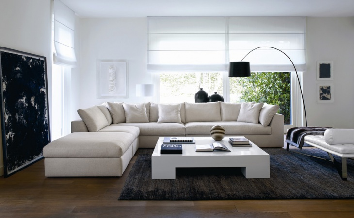 modern living room furniture giessegi modular | 21+ Living Room Sofa Designs, Ideas, Plans | Design Trends ...