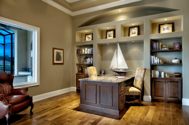 kingon home office design