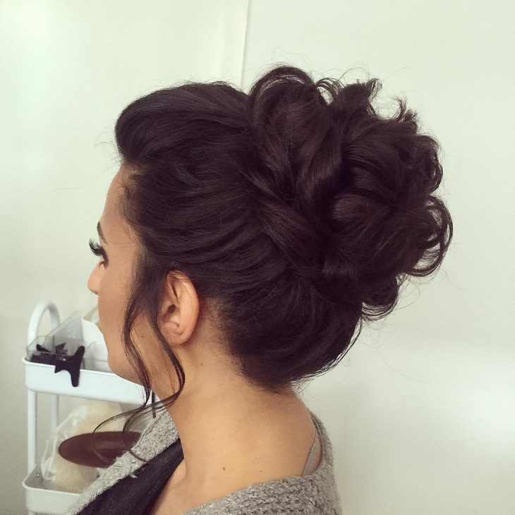 Easy Fashioned Updos 23 New Updo Long Hair Hairstyles