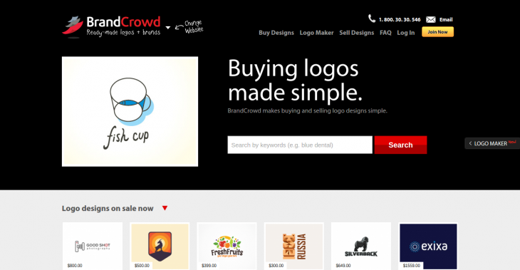 Logo Design Buying Selling Logo Made Simple BrandCrowd