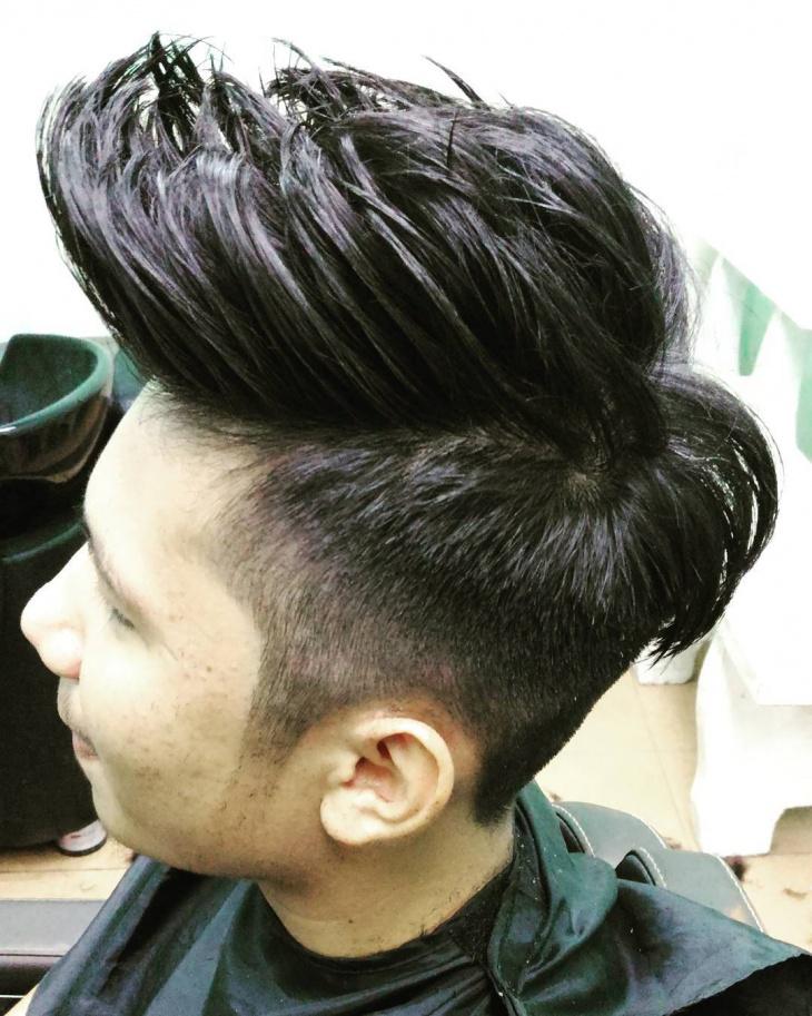 Pleasing 20 Quiff Haircut Ideas Designs Hairstyles Design Trends Short Hairstyles Gunalazisus