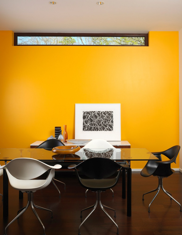 21+ Yellow Home Office Designs, Decorating Ideas | Design Trends ...