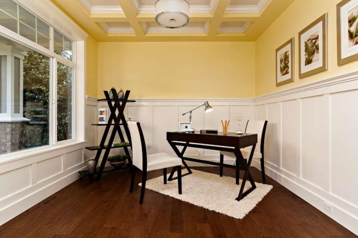 Terrific Simple Home Office Design Edeprem Com Largest Home Design Picture Inspirations Pitcheantrous