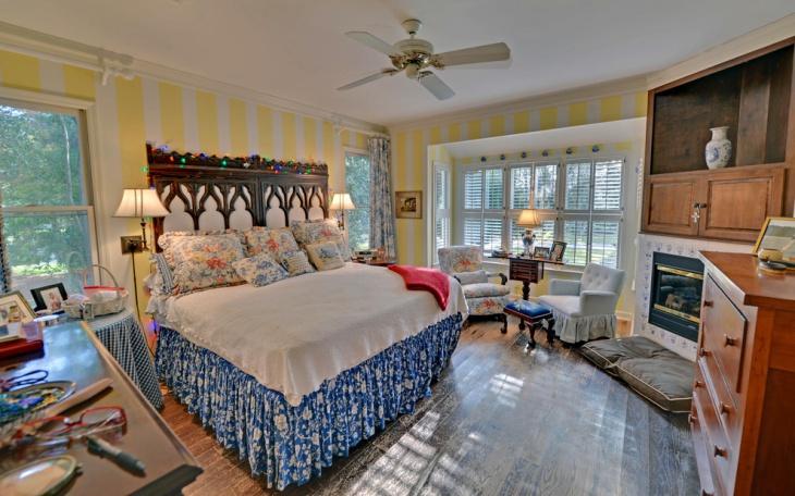 Colorful Bedroom Interior Design Picture