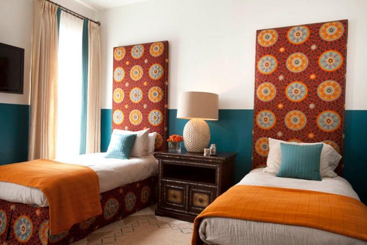 Colorful Kids Bedroom Idea