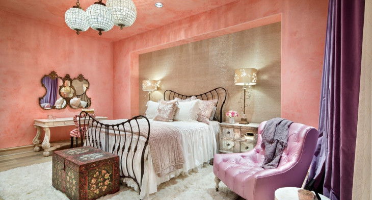 21+ Moroccan Bedroom Designs, Decorating Ideas | Design ...