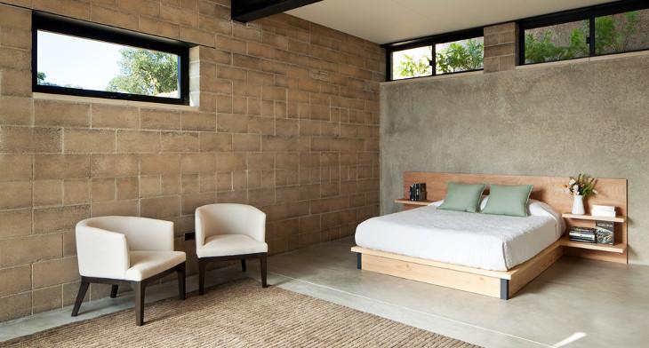 21+ Concrete Bedroom Designs, Decorating Ideas   Design Trends - Premium  PSD, Vector Downloads