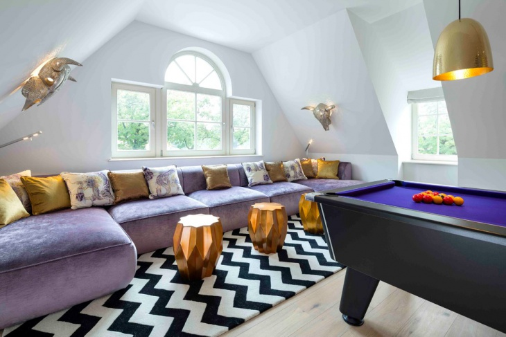 beautiful family room decorating idea