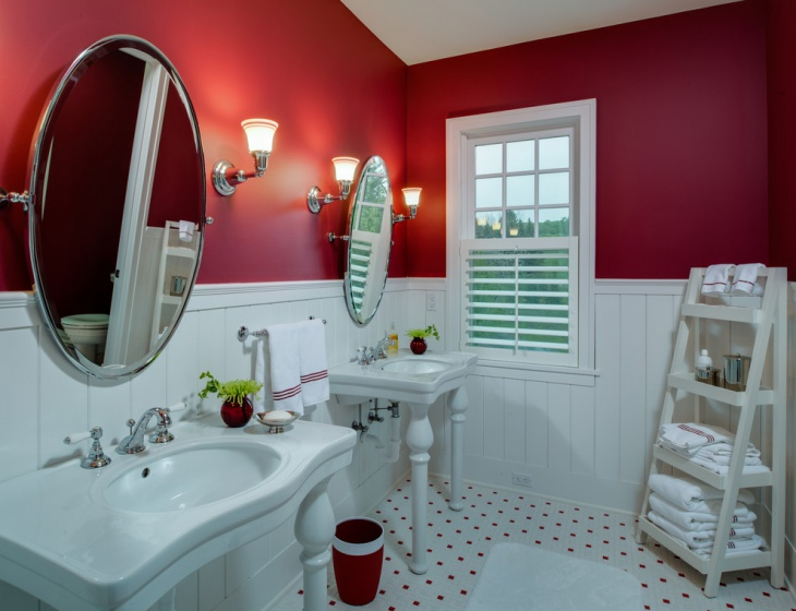 Small Traditional Bathroom Idea