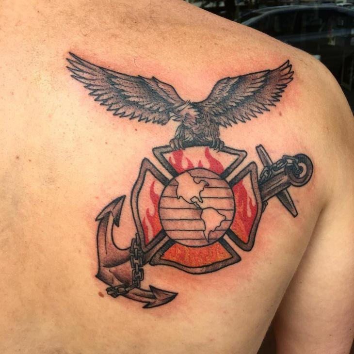Pride Tattoo Idea