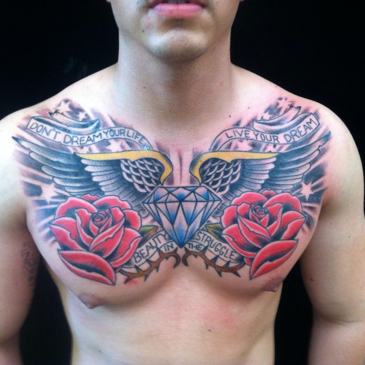 Military Tattoo for Men