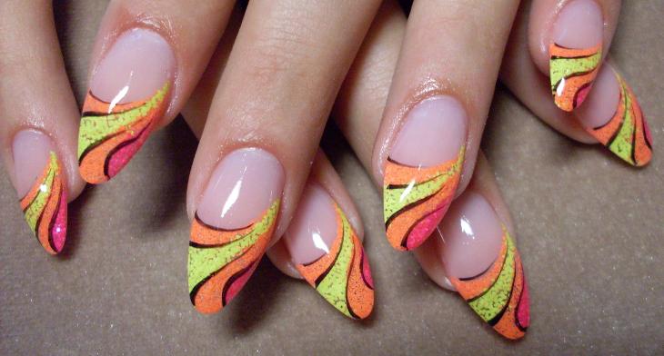 20 Unique Nail Art Designs Ideas Design Trends Premium Psd