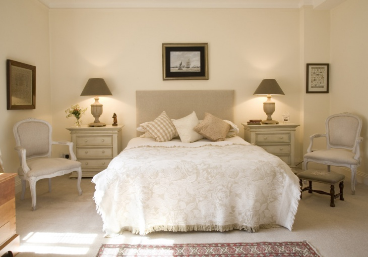 Soft Neutral Tone Bedroom Idea