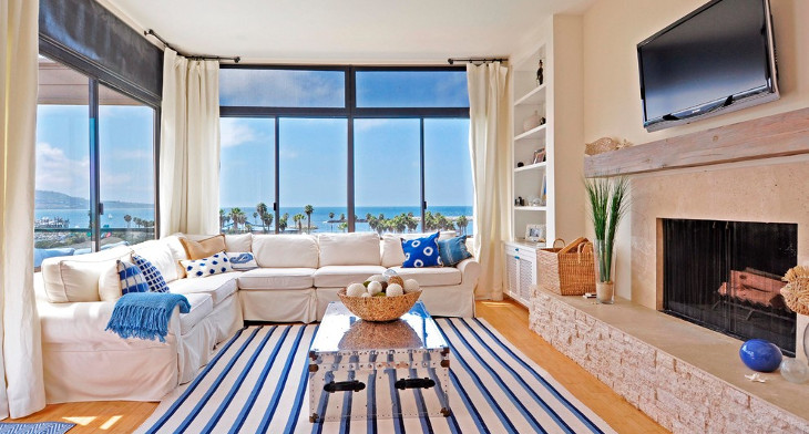 Living Room Decorating Ideas For Summer 21+ summer living room designs, decorating ideas | design trends