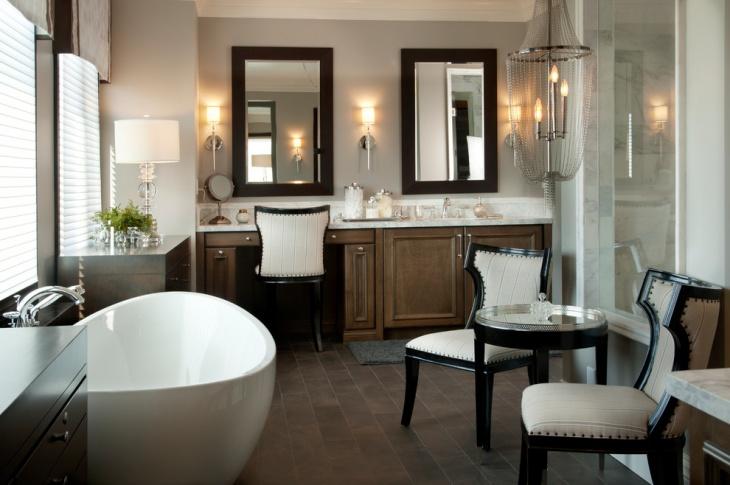 Luxury Master Bathroom Design