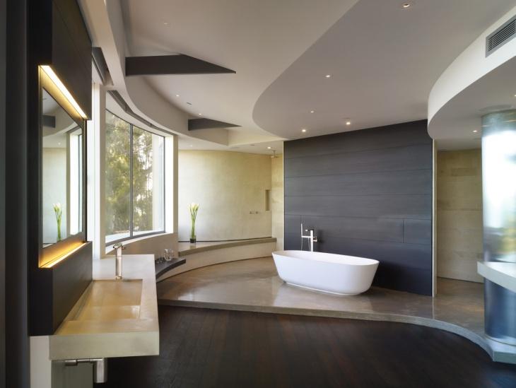 Luxurious Bathroom Design Idea