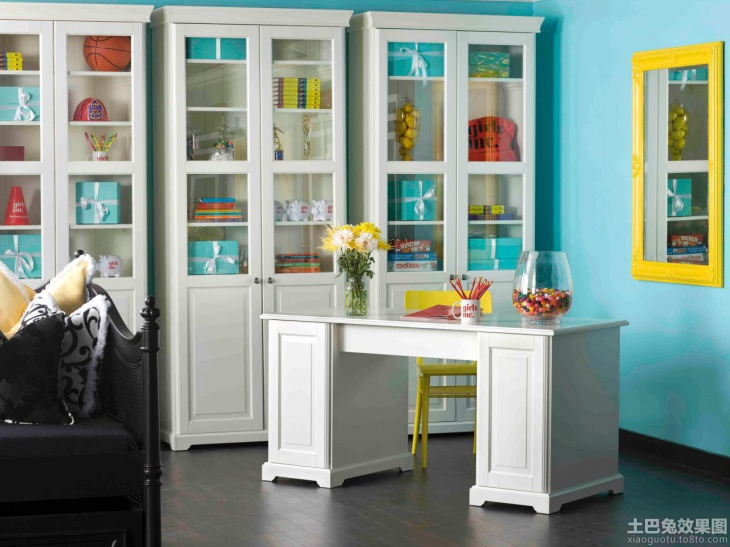 home office designs yellow home office designs blue home office