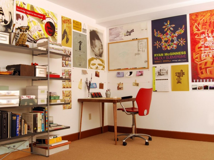 21 Creative Home Office Designs Decorating Ideas