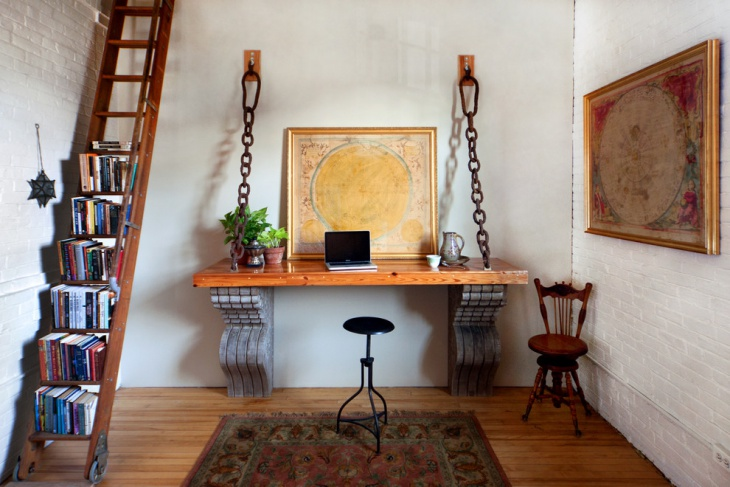 6 Creative Small Home Office Ideas: 21+ Creative Home Office Designs, Decorating Ideas