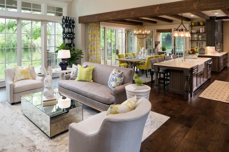 Best Interior Living Room Storage Idea