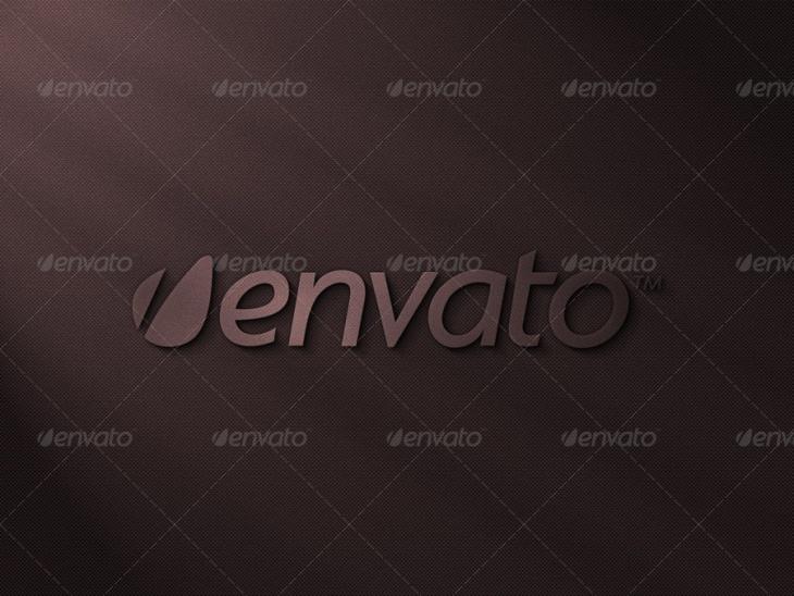 Realistic Logo Mock-Ups