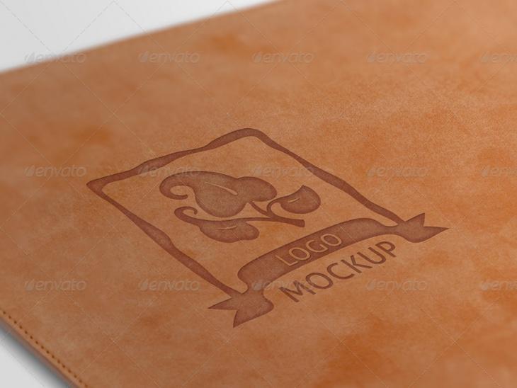 Smart Photorealistic Logo Mockup