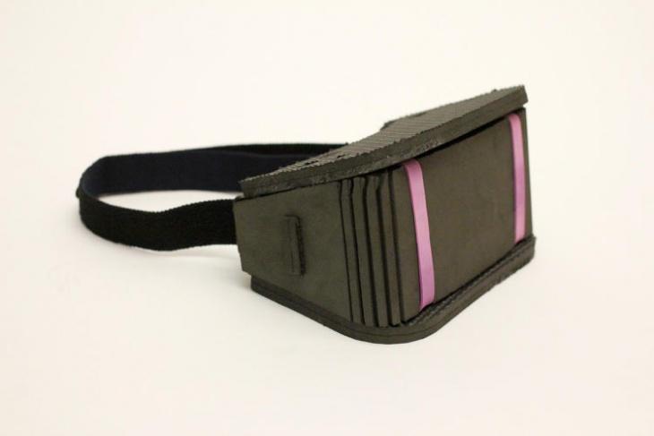 Cardboard Headset