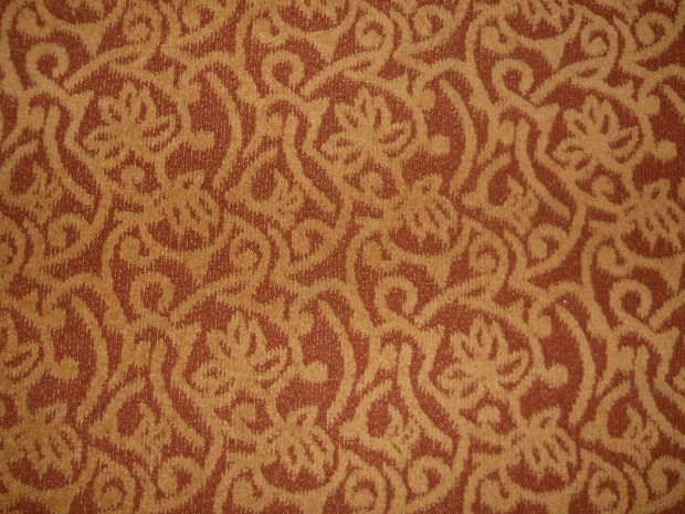 vintage carpet pattern