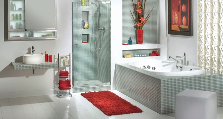 21 Alcove Shower Designs Ideas Design Trends Premium