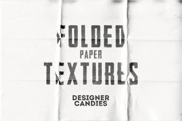 hi res folded paper textures