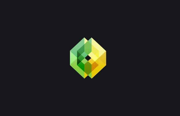 Prisma Cube Logo Design