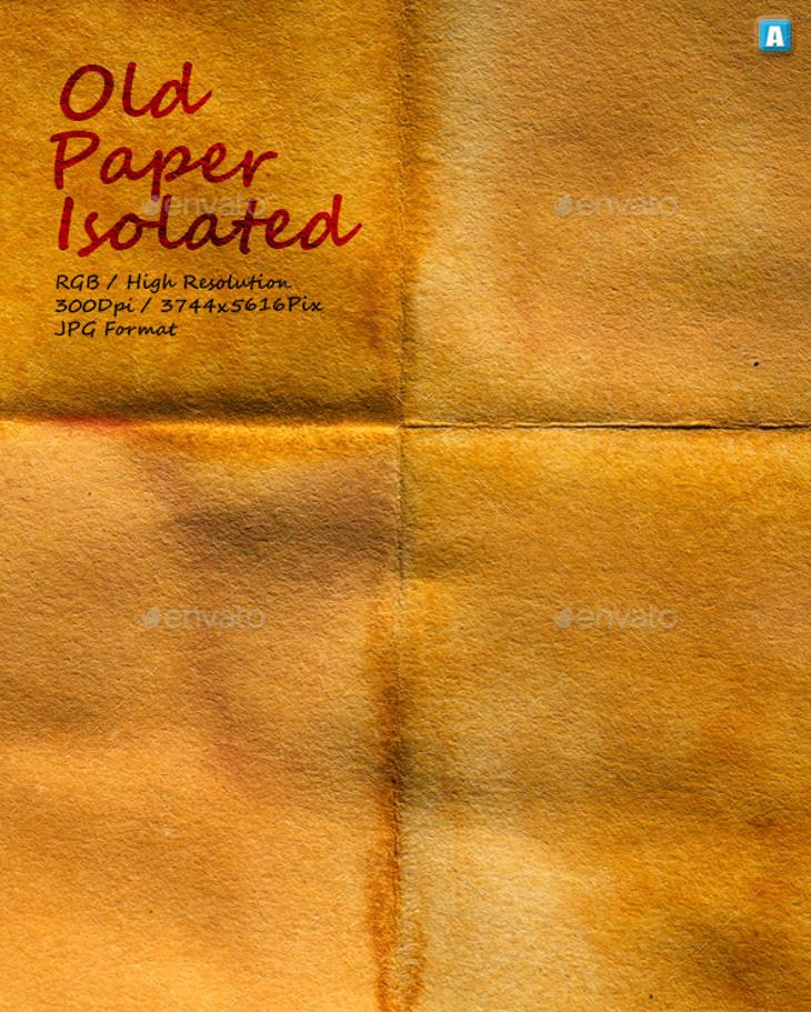 golden old paper texture