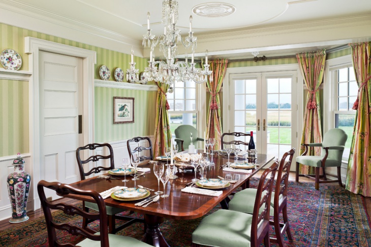 Awesome Dining Room Decorating Idea