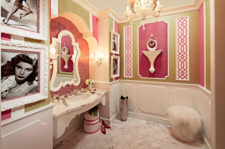 Kids Bathroom Decorating Idea