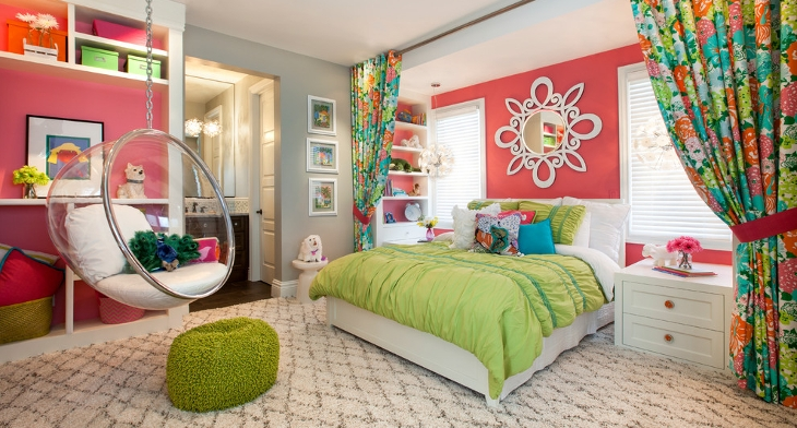 18+ Cool Teen Bedrooms Designs, Ideas | Design Trends - Premium PSD ...