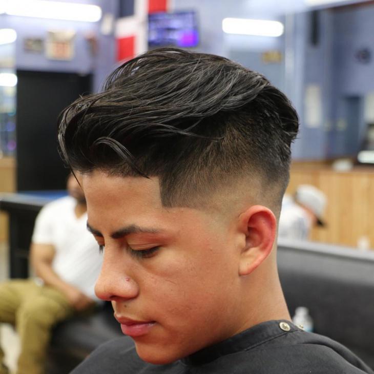 side shaved haircut idea1