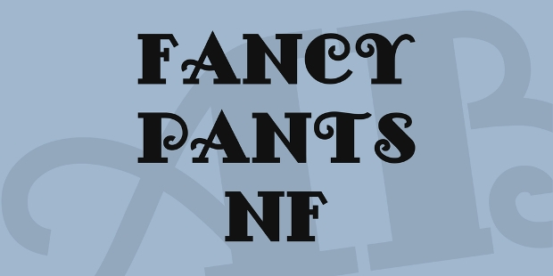 fancy curly fonts