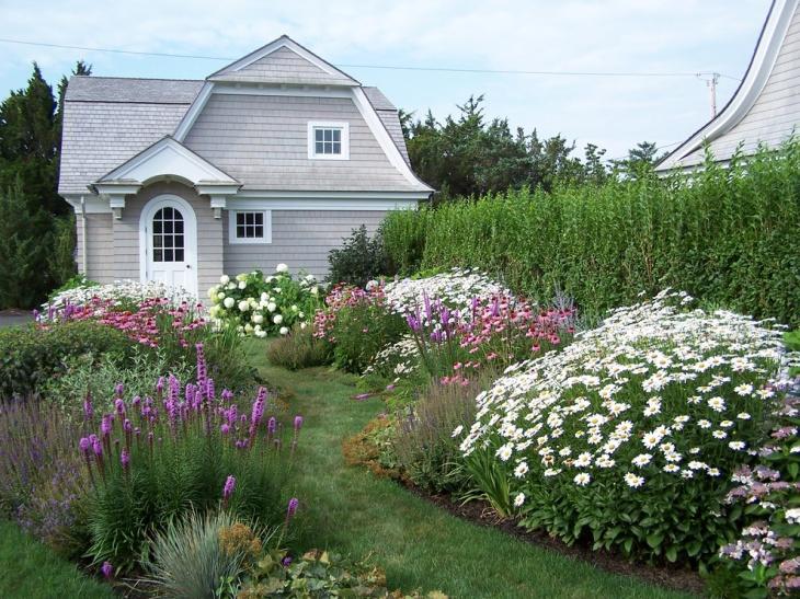 spaulding landscape summer garden