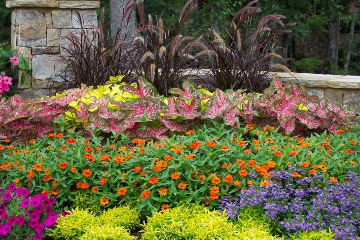 amazing flower gardening idea