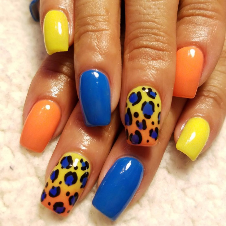 21 Animal Print Nail Art Designs Ideas Design Trends Premium