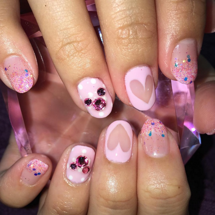 Fancy Nail Art Idea