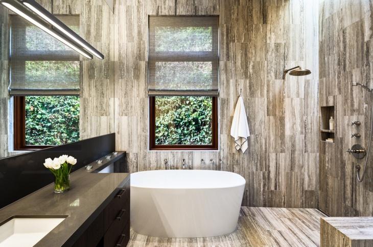 Unique Italian Wall Tile Bathroom