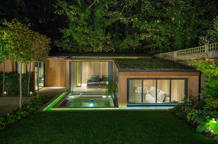 Lighting Roof Gardens