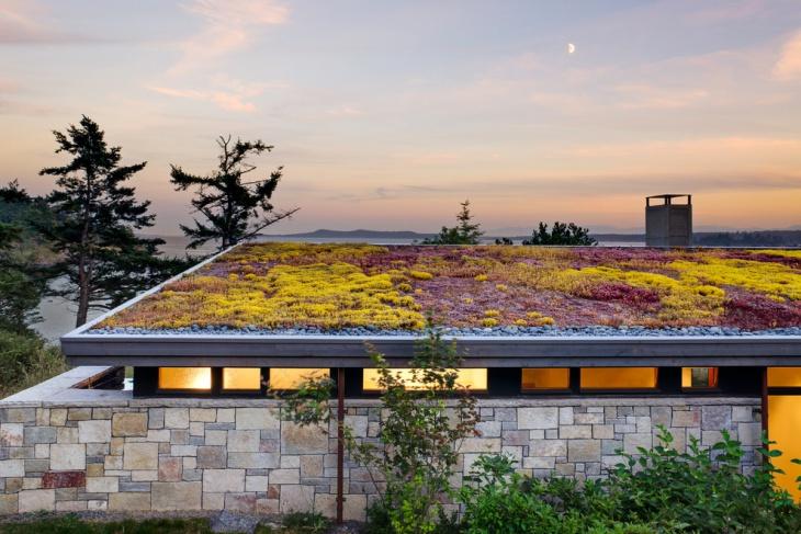 Roof Tile Garden Edging
