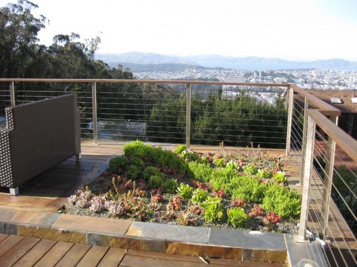 Terrace Roof Design