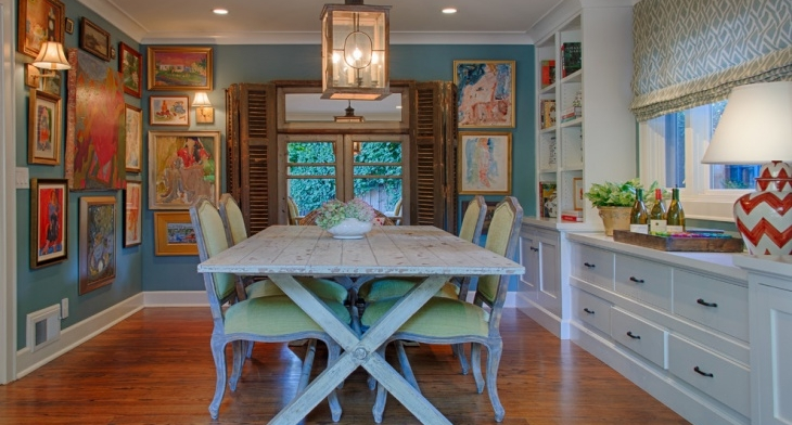 Best Bohemian Dining Room Designs And Ideas
