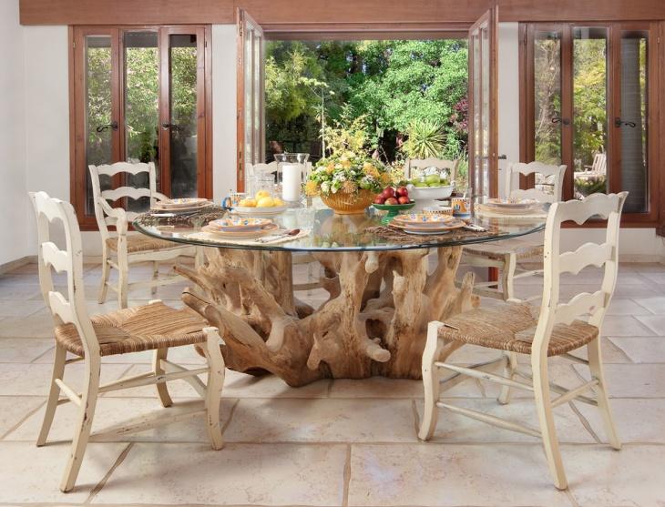 creative scandinavian dining table